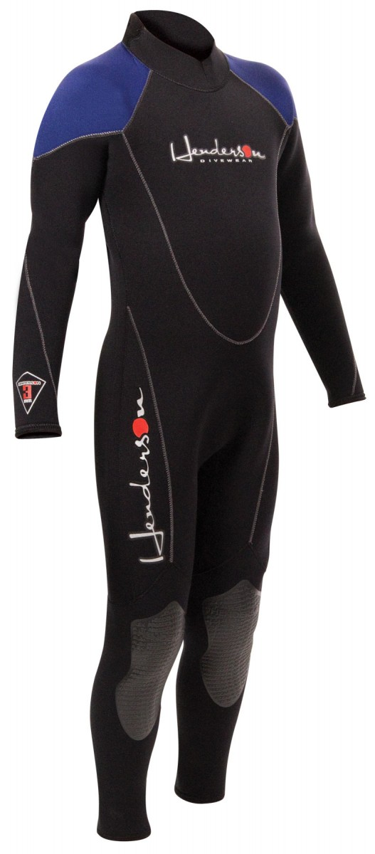 childrens thermoprene backzip fullsuit