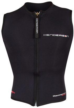 Thermoprene Pro Men's Zipper Vest