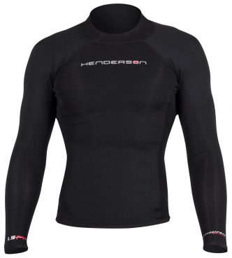 Thermoprene Pro Men's Long Sleeve Pullover Top