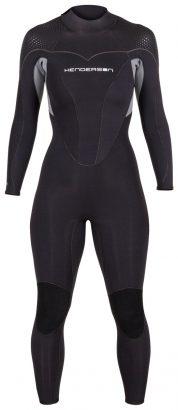 Thermoprene Pro Women's Back Zip Jumpsuit