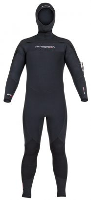 Thermoprene PRO Men's 8/7mm Hooded Semi-Dry Jumpsuit