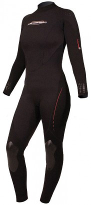 Microprene2® Women's Back Zip Jumpsuit