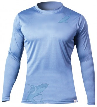 Mens Long Sleeve Watershirt