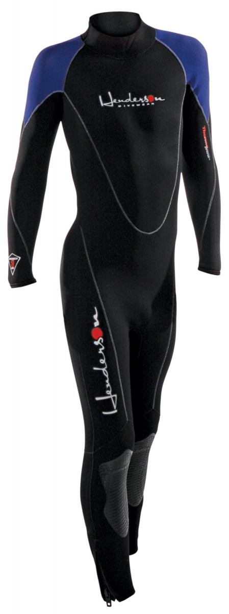 Juniors thermoprene backzip fullsuit