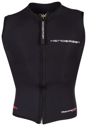 Thermoprene Pro Men's Zipper Vest