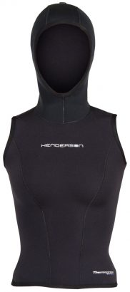 Thermoprene Pro Women's Hooded Vest