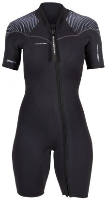 Thermoprene Pro Women's Front Zip Shorty