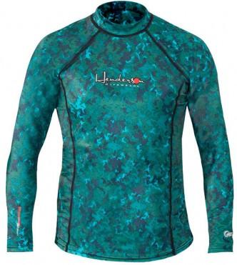 Mens Lycra Freedive Long Sleeve Tropic Top